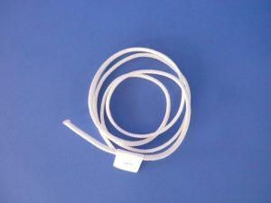 Provázek polypropylen (PPV) Ø 4,0 mm/ 1m bílá