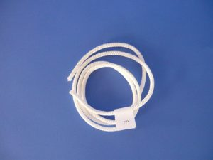 Provázek polypropylen (PPV) Ø 5,0 mm/ 1m bílá