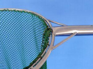 Keser na odchyt bažantů 40 cm/ síťka 10×10/1,4 mm zelená - 4