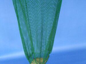 Keser na odchyt bažantů 50 cm/ síťka 10×10/1,4 mm zelená - 4