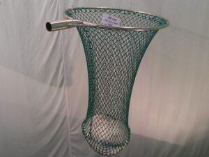Keser na odchyt bažantů 50 cm/ síťka 20×20/2,1 mm zelená