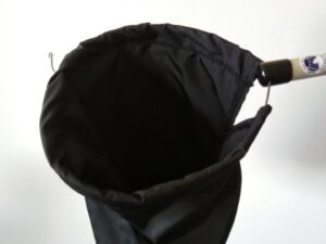 Odchytová síťka Ø 25 cm, rukojeť plastová 50 cm - 6