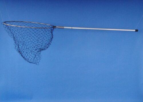 """Podběrák """"Sport"""" pro mořský rybolov Ø 70 cm, oko 27×27 mm polyethylen černá - 1"""