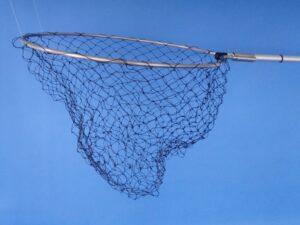"""Podběrák """"Sport"""" pro mořský rybolov Ø 70 cm, oko 27×27 mm polyethylen černá - 2"""