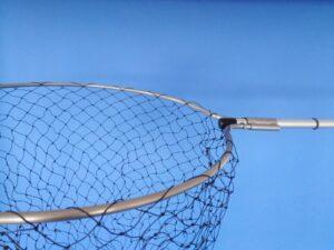 """Podběrák """"Sport"""" pro mořský rybolov Ø 70 cm, oko 27×27 mm polyethylen černá - 3"""