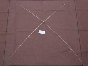 Čeřen sportovní 1 x 1 m/ síťka 8×8 mm silon