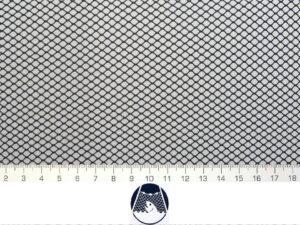 Náhradní síť se spodní zátěží pro kolíbku sdvojitým plovoucím rámem 1,8 x 1,8 x 1,3m PAD 5/0,6 mm