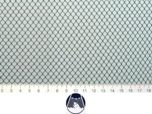 Zátahová síť PAD 6×6/0,8 mm zelená – rašl/ 2m