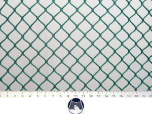 Ochranná síť polyamid (PAD) 20/2,8 mm zelená rašlová