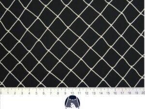 Prubní plot 60 x 6 m/ PAD 25×25/1,4 mm bílá – uzel