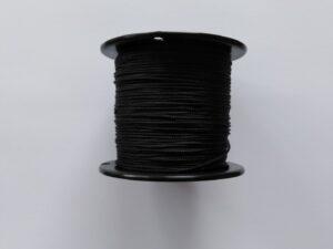 Provázek polyamid (PAD) Ø 1,0 mm/ 200 g – černá