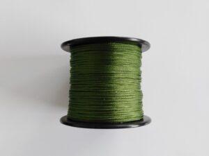 Provázek polyamid (PAD) Ø 1,0 mm/ 200 g – zelená