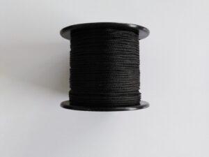 Provázek polyamid (PAD) Ø 2,0 mm/ 200 g – černá