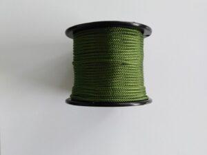 Provázek polyamid (PAD) Ø 3,0 mm/ 200 g – zelená