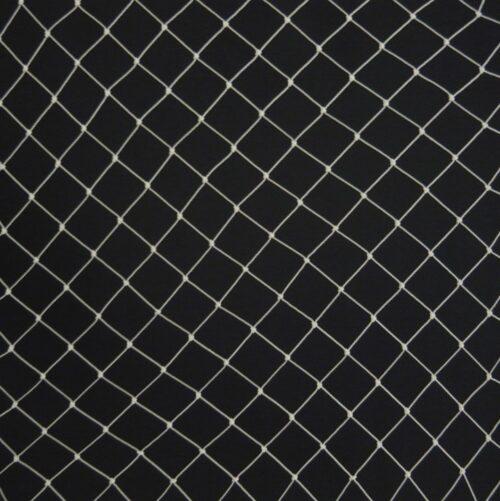Voliérová síť pro chov drobných ptáků PET 22/0,9 mm bílá - 1