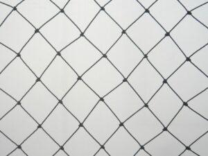 Sítě proti holubům PET 40/1,4 mm černá