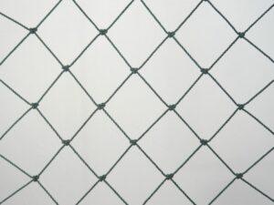 Sítě proti holubům PET 45/2,0 mm tmavě zelená