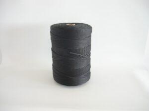 Provázek polyethylen (PET) Ø 3,5 mm/ 4kg pletená, černá