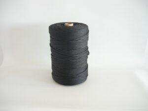 Provaz polyethylen (PET) Ø 5 mm/ 4kg pletená, černá