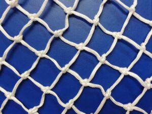 Síťovina uzlová strojní polypropylen (PPV) 35×35/2,5 mm bílá