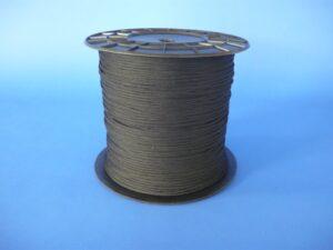 Provázek polypropylen (PPV) Ø 3,0 mm/ 4kg černá