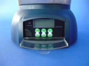 Automatické krmítko digitálně programované - 4